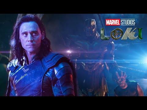Loki Trailer - Loki vs Thanos and Marvel Easter Eggs Breakdown