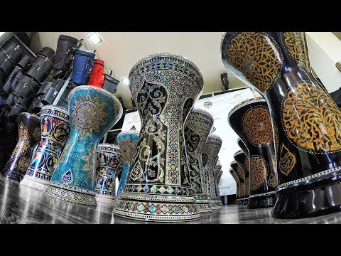 Where to Find the Best Professional Darbuka - Our New Collection