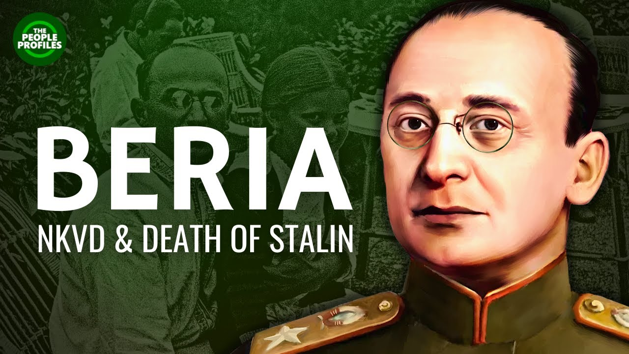 Lavrentiy Beria Biography - The life of Lavrentiy Beria Documentary
