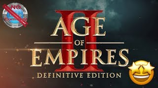 Age of Empires II: Definitive Edition Gameplay 60fps no commentary