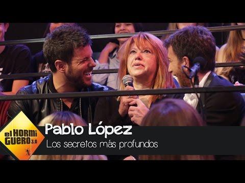 Los secretos más profundos de Pablo López y su madre Lola - El Hormiguero 3.0