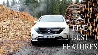 Electric Mercedes - 5 BEST Features!