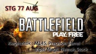 Battlefield Play4Free [HUN] 10.rész - STG 77 AUG