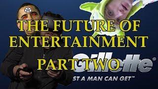 Internet Comment Etiquette: Future of Entertainment Pt. 2