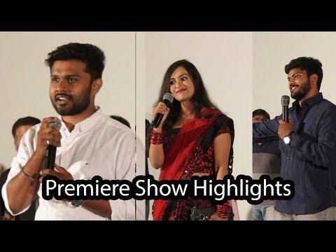 Rachana- Short Film Premiere Show Highlights | Telugu short film 2017 | Directed by Aravind Krishna