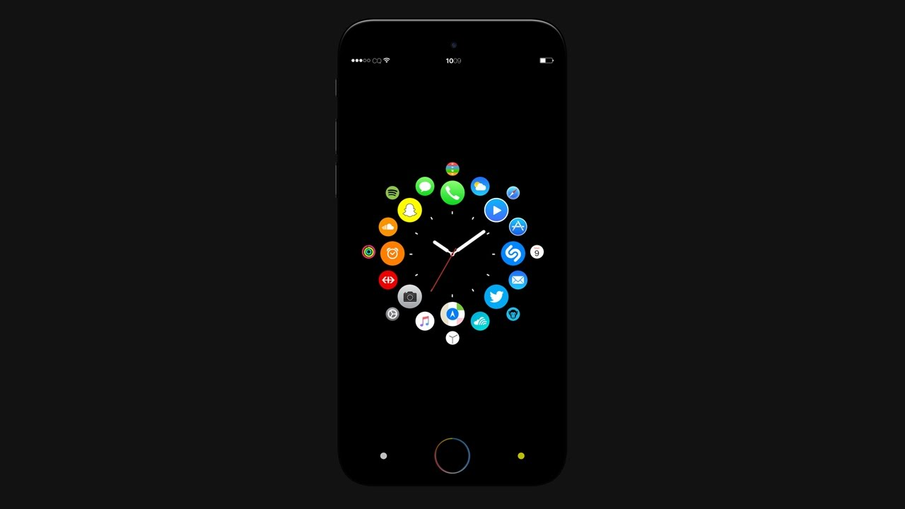Kết quả hình ảnh cho iOS 11