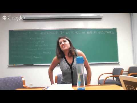 UCSD SPWP: Working with non-philosophers