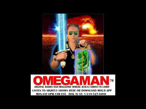 Omega Man Radio  - Is The White Horseman riding and conquering your country now