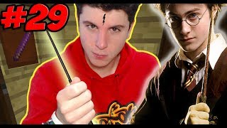 LA BACCHETTA DI HARRY POTTER IN MINECRAFT! - MINECRAFT #29