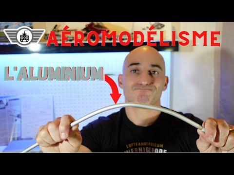 Alliages d'aluminium en aéromodélisme ? 🧐🛩️