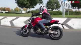 Review: Ducati Monster 821 - Restricted for A2 licence!