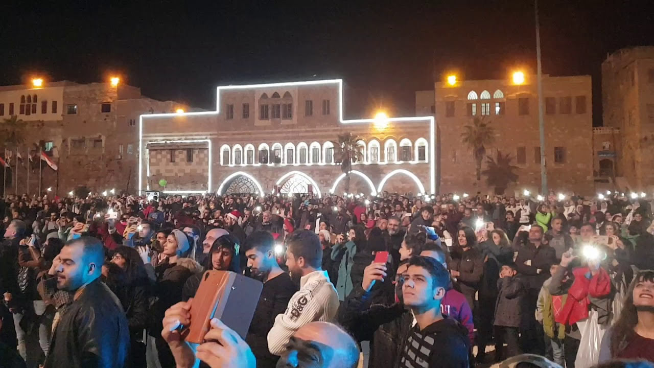 Weihnachten Syrien