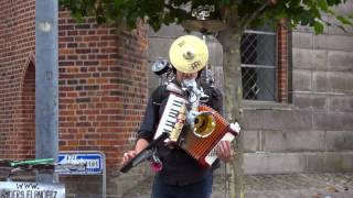The One Man Band ANDERS FLANDERZ
