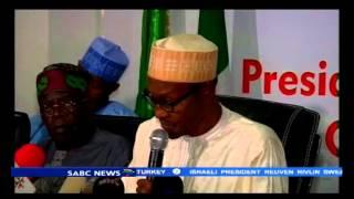 Goodluck Jonathan congratulates Buhari for elections victory