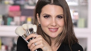 Download MAKEUP BRUSHES YOU NEED TO HAVE | ALI ANDREEA Mp3 and Videos