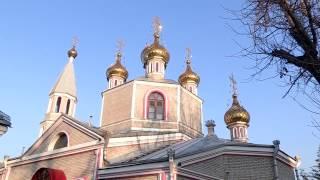 видео Православные христиане отмечают сочельник