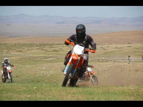Mongolia Off-Road Motorcycle Tour To The Birth Place Of Genghis Khan
