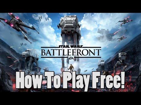 star wars battlefront play online
