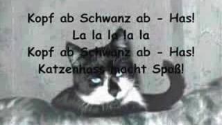 Wizo - Kopf Ab, Schwanz Ab, Has!