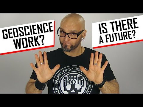 Future Of The Geoscience Work