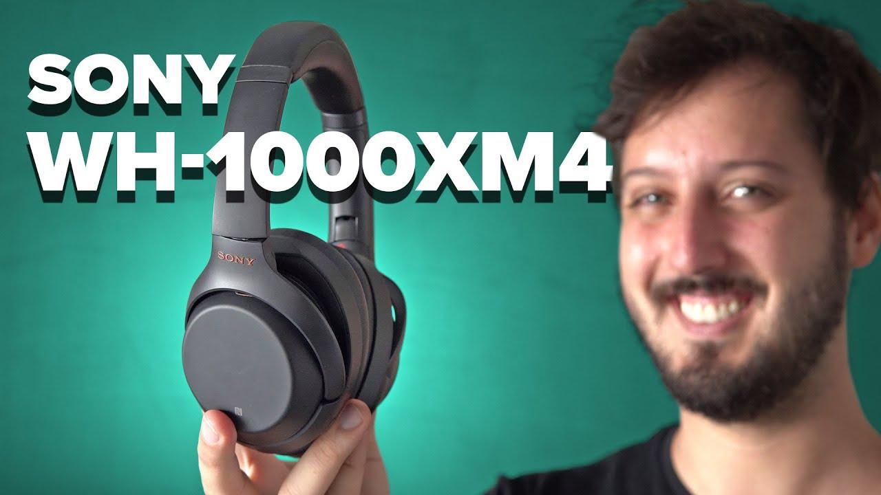 AINDA REFERÊNCIA? Sony WH-1000XM4