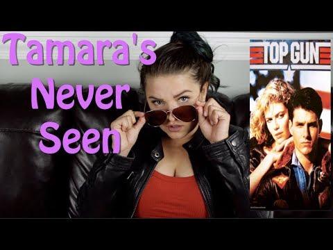 Top Gun  Tamara's Never Seen