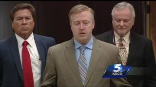 Elected officials demand panel to oversee Oklahoma County Sheriff's Office