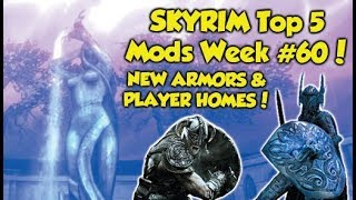 Skyrim Remastered Top 5 Mods of the Week #60 (Xbox One Mods)