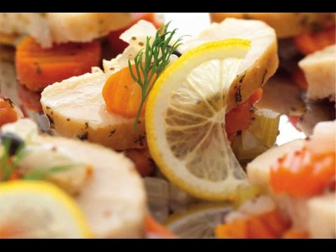 Spiced Gefilte Fish - Kosher Recipe
