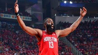 James Harden Triple Double Game 2 vs Jazz! 2019 NBA Playoffs