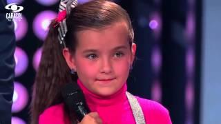 Santiago, María y Valentina cantaron 'Speedy González' de E. Lee-LVK Colombia – Batallas – T1
