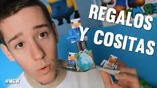 REGALOS Y COSITAS DE LA #MGW | MADRID GAMES WEEK
