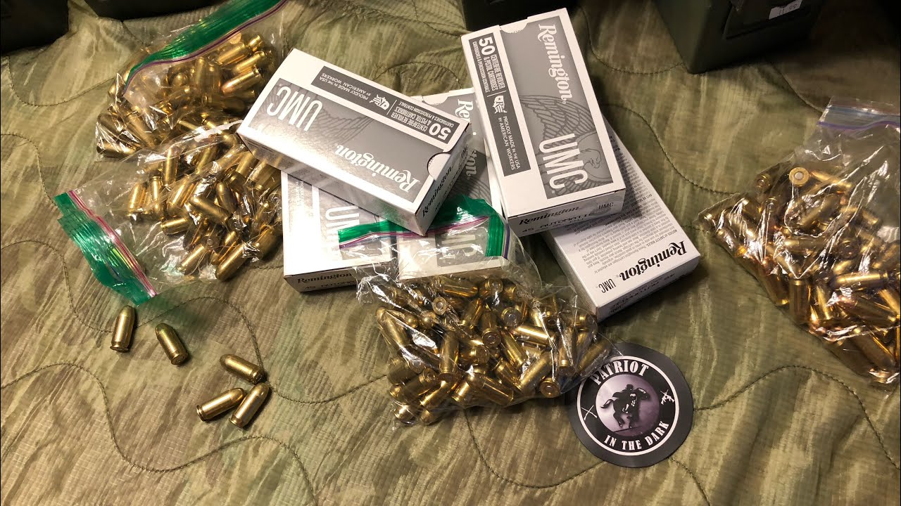 How to Organize, Identify and Store Different Calibers of Ammo Pt 1