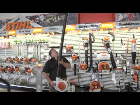 The Great Benefits of a STIHL Leaf Blower Gutter Attachment from Moe's (2013)
