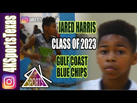 Jared Harris: Has a B.C.O.H.SBig Chip On His Shoulders!!  Class of 2023  @4kSportsTexas  GCBC