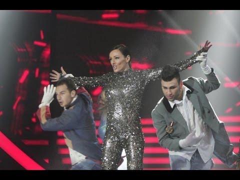 Anabela - Muzej promasenih ljubavi - Pink Music Festival - (TV Pink 2014)