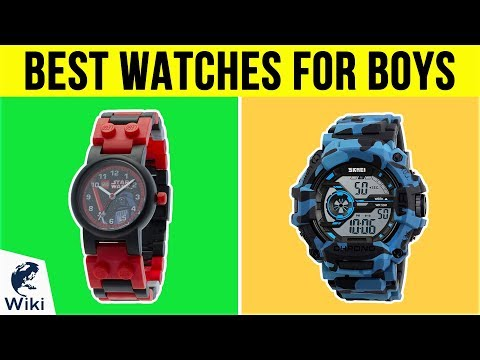 10 Best Watches For Boys 2019