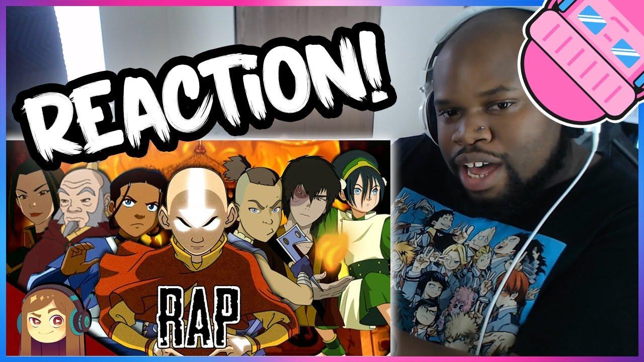 AVATAR RAP CYPHER REACTION | HalaCG ft. Rustage, GameboyJones, Zach Boucher & More
