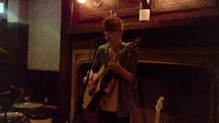 Download Singer/songwriter Scott Folan really impressed at T J Johnson's open mic night MP3 song and Music Video