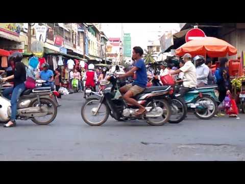 Phnom Penh City- Pshar Toul Tum Pong