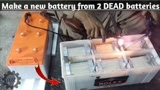 Lead acid Battery making process complete step by step.|start your own battery making business |