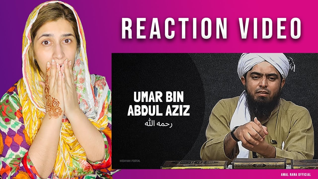 UMAR BIN ABDUL AZIZ رحمه الله (Engineer Muhammad Ali Mirza Reaction) | Pakistani Reaction