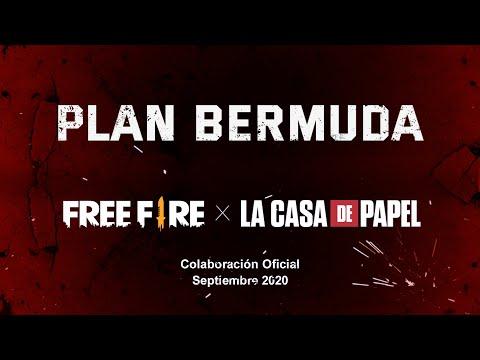 [Teaser Oficial] Free Fire x La Casa de Papel   Garena Free Fire