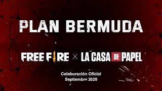 [Teaser Oficial] Free Fire x La Casa de Papel | Garena Free Fire