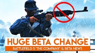 HUGE BETA CHANGES! | Battlefield 5 Open Beta and