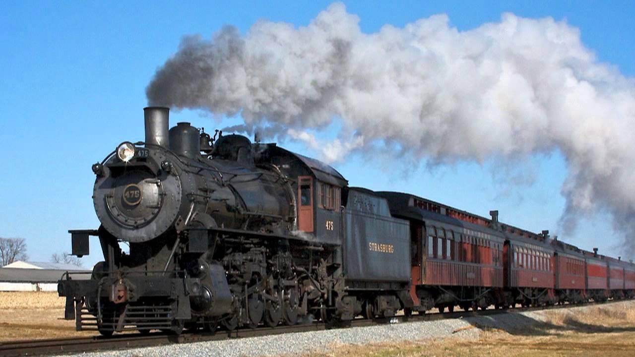 Risultati immagini per treno a vapore gif