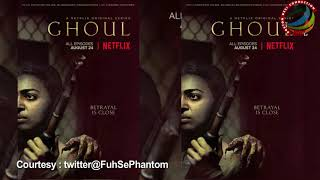 Radhika Apte's Horror series 'Ghoul' first poster out