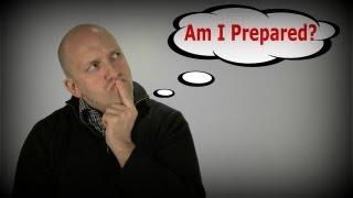 Job Interview Prep -- Main Interview Part 2