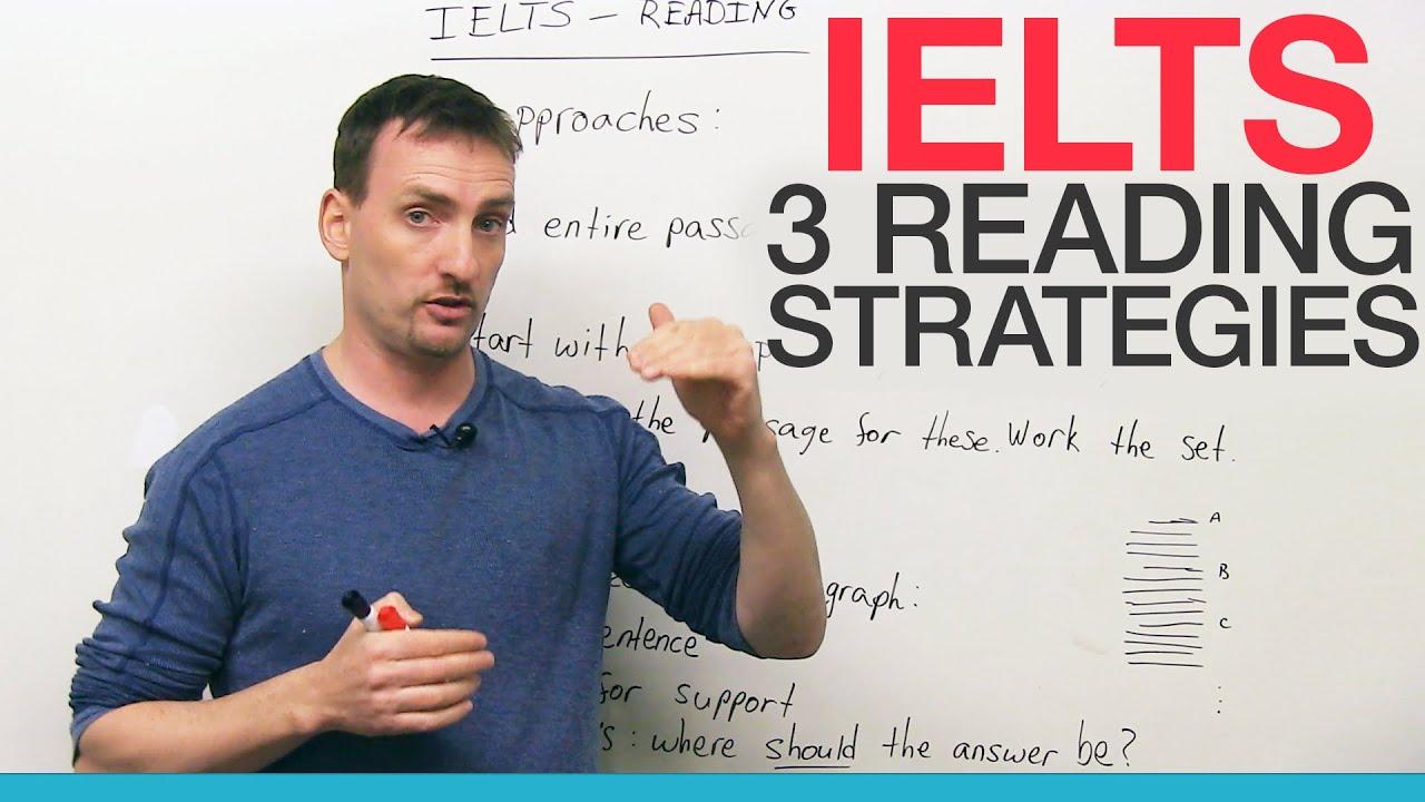 IELTS – 3 Reading Strategies · engVid