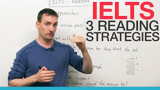 IELTS – 3 Reading Strategies thumbnail